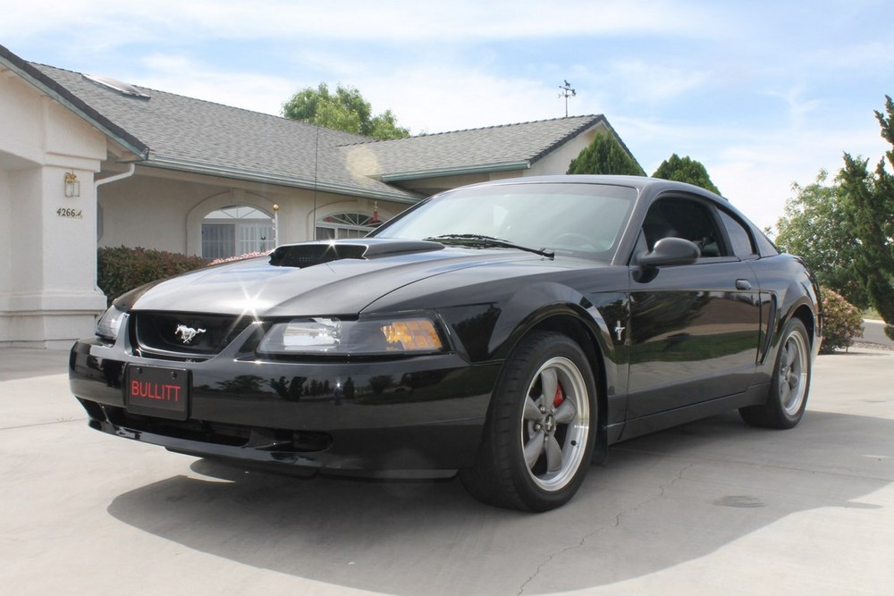 find used 2001 ford mustang bullitt special edition in kingman arizona united states for us. Black Bedroom Furniture Sets. Home Design Ideas