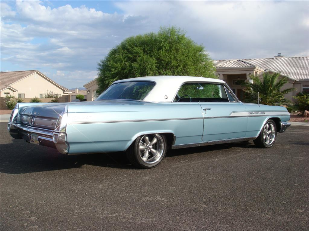 63 Power Wagon >> 1963 Buick Wildcat
